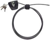 Master Lock Kabel Phyton zur Diebstahlsicherung mit Schlüsselschloss für Fahrräder - bis 175 cm längenverstellbar -