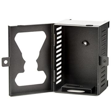 Metallgehäuse / Schutzgehäuse SecaCam für Wild- und Überwachungskameras -