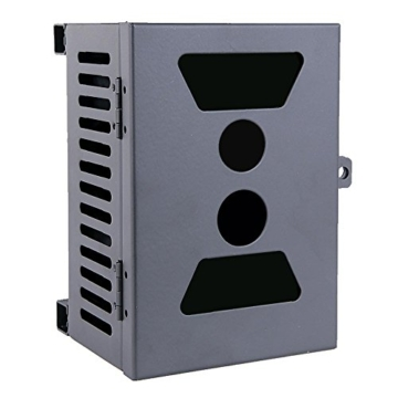 Metallgehäuse Wild-Vision für Wild- und Überwachungskameras -