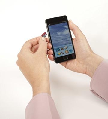 SanDisk Ultra Android microSDHC 32GB bis zu 80MB/Sek, Class 10 Speicherkarte + SD-Adapter FFP -