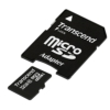 Transcend TS32GUSDHC10E Class 10 Extreme-Speed microSDHC 32GB Speicherkarte mit SD-Adapter [Amazon Frustfreie Verpackung] -