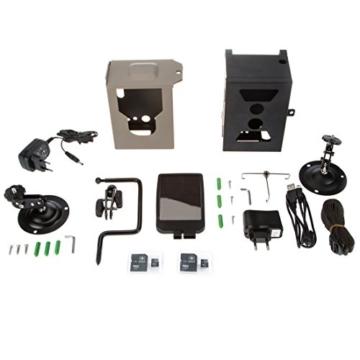 Ultrasport UmovE Baumstativ für Überwachungskamera/Wildkamera, mit schwenkbarem Kopf für Secure Guard Ready und Pro Ready -