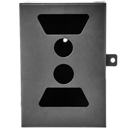 Ultrasport UmovE Metall-Schutzgehäuse mit Tür-Schlossvorrichtung für Überwachungskamera/Wildkamera Secure Guard Ready und Pro Ready -